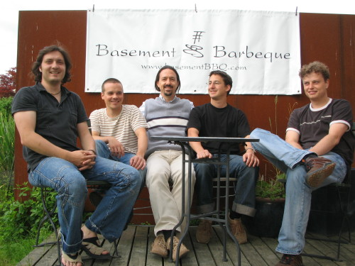 Basement Barbeque
